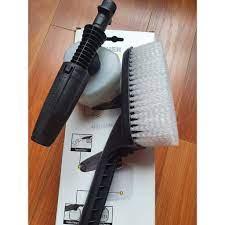 Bộ đầu chà và bình xịt cho máy rửa xe Karcher - phụ kiện máy rửa xe, hàng  chính hãng Karcher - Máy xịt rửa và phụ kiện