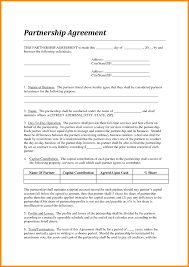 Sample Business Contract Template Template Business Agreement Contract Template 18