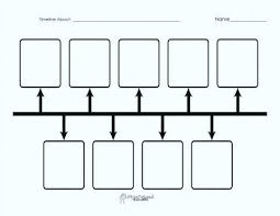 Personal Biography Template Timeline Word Pumpedsocial