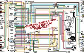 1964 ford fairlane wiring schematic wiring diagram host amazon com 1964 ford fairlane color wiring diagram 18
