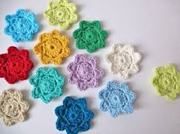 Crochet Patterns For Beginners Stunning how to crochet small flowers for beginners small crochet flowers