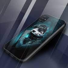 Ốp kính cường lực cho điện thoại Samsung Galaxy A71 - Leo Messi MS ACZTU008