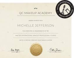 makeup artist certifications diplomas certification vs license fresh certificate
