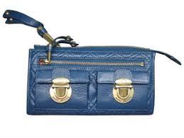 marc jacobs zip around wallet, Marc Jacobs Quilted Zip Clutch Blue ... & Marc Jacobs Quilted Zip Clutch Blue,marc jacobs hillier hobo,low price Adamdwight.com