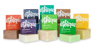 zero waste hair and brand ethique is now at target