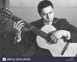 Atahualpa Yupanqui joven Fotografía de stock - Alamy