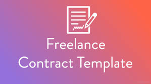 Freelance Contract Template - Freetrain
