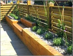 wood flower bed edging wooden flower bed borders full size of fence of backyard landscaping ideas