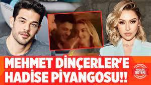 Mehmet Dinçerler'e Hadise Piyangosu!! Hadise Aşkını İlan Etti! Bakın Sonra  Neler Oldu? - YouTube