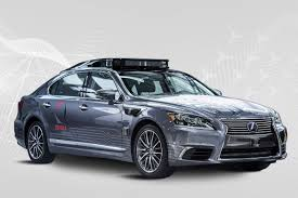Toyota starts a new $2.8 billion company to develop self-driving ...