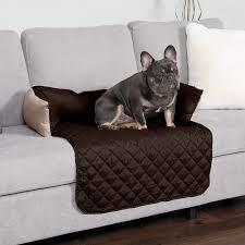 furhaven sofa buddy dog cat bed
