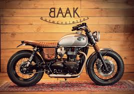 triumph bonneville t120 dandy bonnie by baak motorcycles