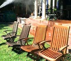 new cleaning patio furniture or how