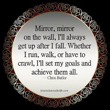Mirror Mirror On The Wall Quote Custom Mirror Mirror On The Wall