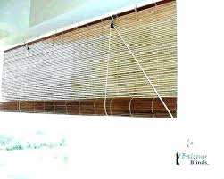 vinyl roll up shades outdoor window blinds bamboo enchanting porch for wooden fabric premier indoor clear