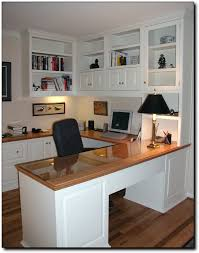 white office desks for home. Charming How To Build Home Office For Your Inspiration : Enchanting White Desks A