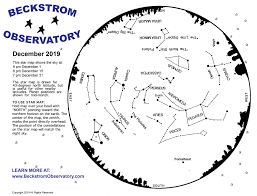 Tonights Star Chart Whats Up In Tonights Sky Beckstrom Observatory