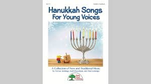 Small Picture Hanukkah Songs For Young Voices MusicK8com Song Collection
