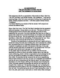 the tell tale heart essay essay tell tale heart org view larger edgar allan poe essays tell tale heart essay academic service