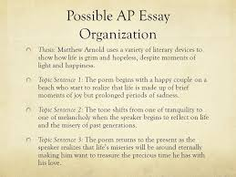 "dover beach"" by matthew arnold ppt video online  possible ap essay organization"