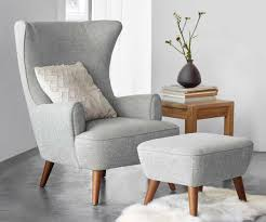 High Back Chair Designs Katja High Back Chair Grey Living Room Decor Inspiration