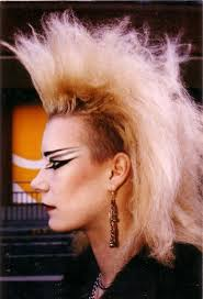 makeup artist rock i still love the late 70 39 s early 80 39 s goth