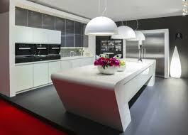 55 Ilot Futuristic Kitchen Design 43 Small Kitchen Design Ideas