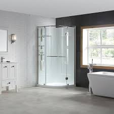 shower stalls with seats. Corner Shower Kit In Stalls With Seats