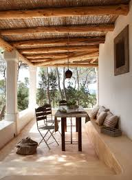 adobe home design. a modern rustic home on formentera by the style files, via house design interior adobe r