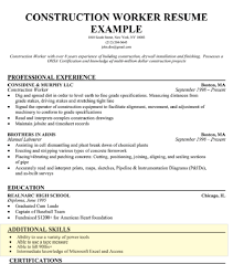download resume skills section examples