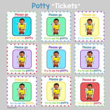 Bathroom Routine Chart Boy A Positive And Fun Approach To Potty Training