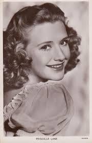 Priscilla Lane Picturegoer Vintage Photo Postcard:  Manuscript/PaperCollectible | Postcard Finder