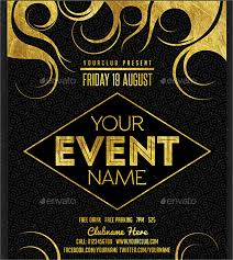 Event Flyers Free Event Flyer Design Template Business