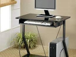 wonderful computer in glass desk pictures elegant desk 47 perfect glass puter desk se home interior