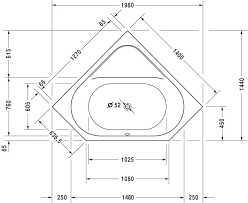 photo 3 of 7 bathtubs idea corner bathtub dimensions size drop in oblong with triangle shower corner bathtub dimensions