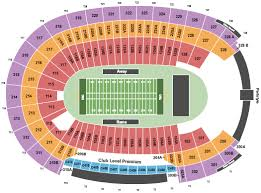 Los Angeles Coliseum Seating Chart Rows Seat Numbers And