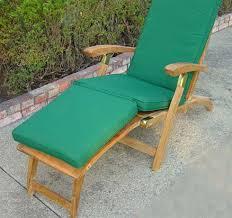 steamer chair cushions. Delighful Steamer Classic Steamer Outdoor Cushion In Chair Cushions