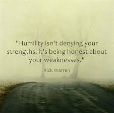 Image result for be humble before God and confident