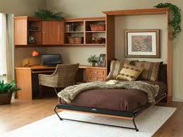 Miscellaneous Great and Unique Look of a Cool Murphy Bed Designs