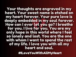 I Love You With All My Heart Quotes Unique I Love You With All My Heart Picture Quotes 48 Joyfulvoices
