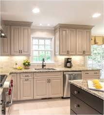 Taupe kitchen cabinets Color Taupe Kitchen Cabinets Love The Dark Stain Color On The Islanduse This To Tie Into Dark Crown Molding Pinterest Taupe Kitchen Cabinets Love The Dark Stain Color On The Islanduse