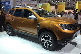2018 renault duster india. plain duster frankfurt motor show 2017 dacia renault duster 2018 revealed india  launch likely next year for renault duster india l