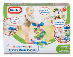 Little Tikes Stand N Dance Star Fish Little Tikes Prima Toys