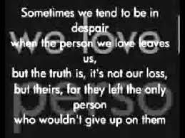 Quotes About Love And Pain Adorable Quotes About Sad Love Pain And Life YouTube