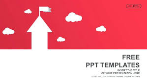 Red Template Box Image And Free Powerpoint Templates Cross