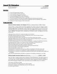 Sample Resume Quality Control Supervisor Valid Quality Assurance