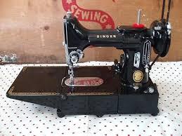 Singer 222 Sewing Machine