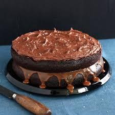 f7b019b98ab f95d2f Salted Caramel Chocolate Cake