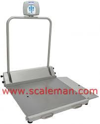 wheel chair scale. Health-o-Meter 2600KL Digital Wheelchair Scale Easy To Read Display Wheel Chair