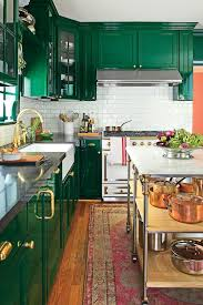 green kitchen cabinets. kitchens, green kitchen decor: cabinets